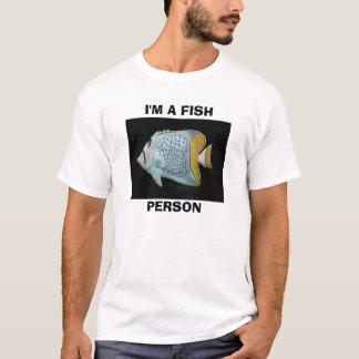 Camiseta , Eu sou UM PEIXE, PESSOA
