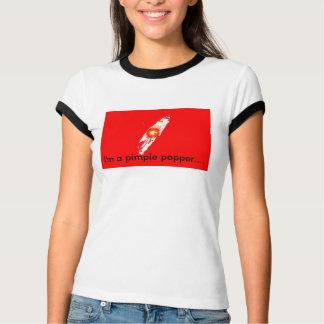 Camiseta Eu sou um popper da espinha