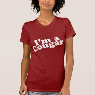 Camiseta Eu sou um puma