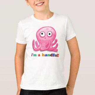 Camiseta Eu sou um punhado