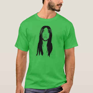 Camiseta Eu sou um t-shirt do fantasma