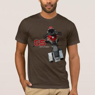 Camiseta Eu sou um t-shirt do GS Overlander