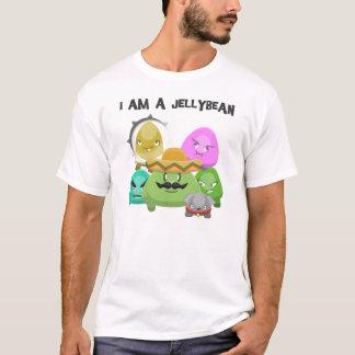 Camiseta Eu sou um t-shirt do Jellybean
