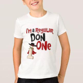 Camiseta Eu sou um t-shirt regular de Don um