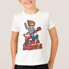 Camiseta Eu sou um t-shirt rockstar dos meninos