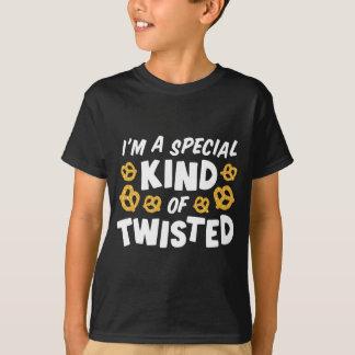 Camiseta Eu sou um tipo especial do torcido