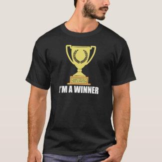 Camiseta Eu sou um vencedor