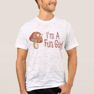Camiseta Eu sou uma cara do divertimento!