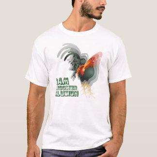 Camiseta Eu sou uma ilusão do galo
