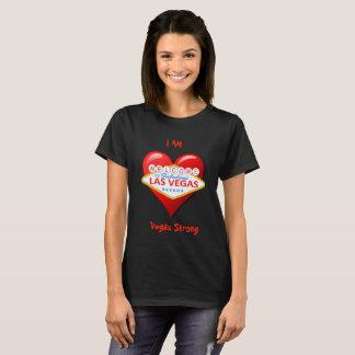 Camiseta Eu sou Vegas forte