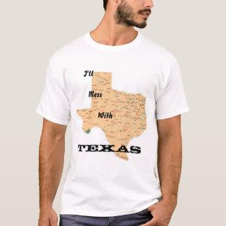 Camiseta Eu sujarei com Texas