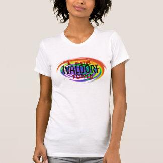 Camiseta Eu ver pessoas de Waldorf