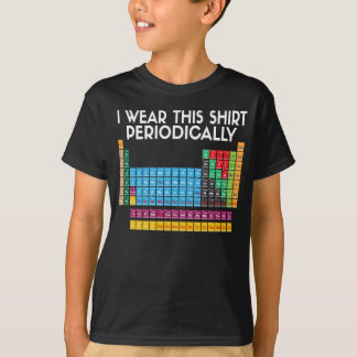 Camiseta Eu visto este periòdicamente