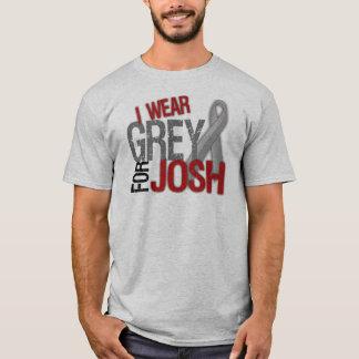 Camiseta Eu visto o cinza para o #teamJOSH de Josh