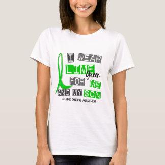 Camiseta Eu visto o verde limão 37 mim e minha doença de