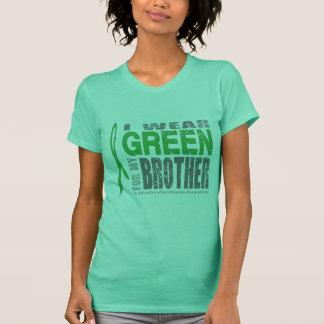 Camiseta Eu visto o verde para meu irmão