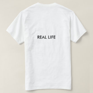 Camiseta Eu vivo nos anos 90, t-shirt da VIDA REAL