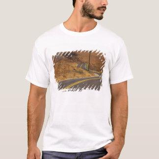 Camiseta EUA, Califórnia. Estrada secundária do