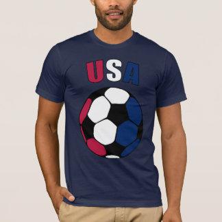 Camiseta EUA Footy (escuro)