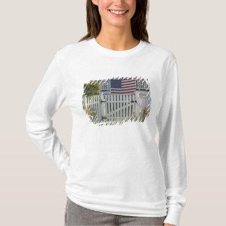 Camiseta EUA, Massachusettes, Gloucester: Cerca patriótica