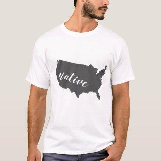 Camiseta EUA nativos