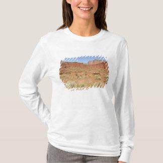 Camiseta EUA, Utá, Canyonlands NP, garganta de Shafer