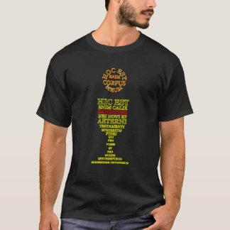 Camiseta Eucaristia Latin