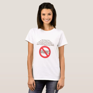Camiseta Eugenismo do fim