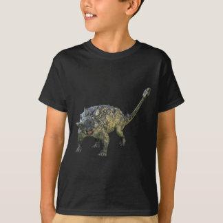 Camiseta Euoplocephalus pronto para defender