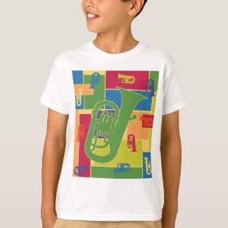 Camiseta Euphonium Colorblocks