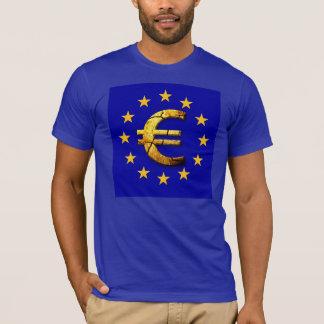 Camiseta Euro- bandeira