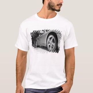 Camiseta Europa, suiça, Genebra. Exposição automóvel de