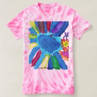 Camiseta Evan molha o artista