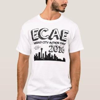 Camiseta Evento esmeralda 2016 do autor da cidade - homens