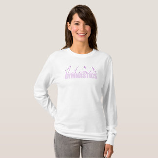 Camiseta Eventos da ginástica