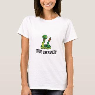 Camiseta evite os cobras