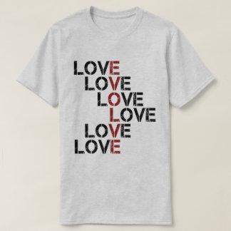 Camiseta Evolua no amor