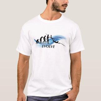 Camiseta Evolua o t-shirt de Spearfishing