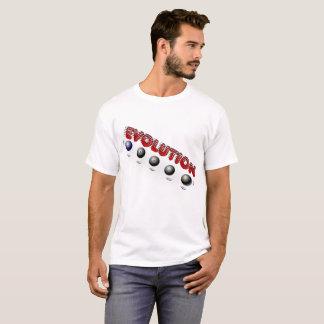 Camiseta Evolução da polpa