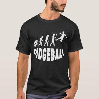 Camiseta Evolução de Dodgeball