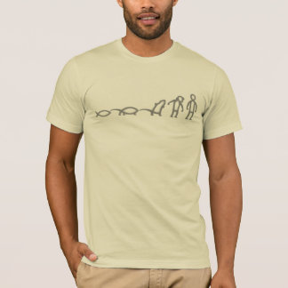 Camiseta Evolução de Ichthys