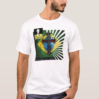 Camiseta Evolução de Jiu Jitsu do brasileiro + T-shirt da