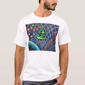 Camiseta Evolução do espírito