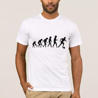 Camiseta Evolução do futebol