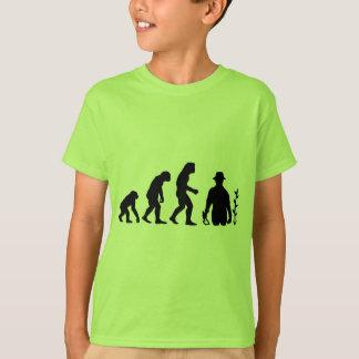 Camiseta Evolução do jardineiro