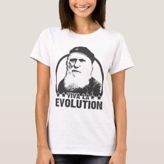 Camiseta Evolução do La de Viva
