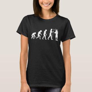 Camiseta Evolução dos Bagpipes