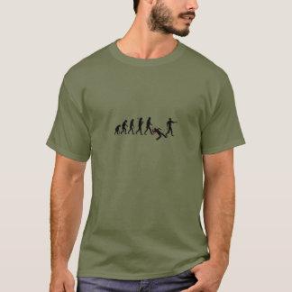 Camiseta Evolução dos zombis
