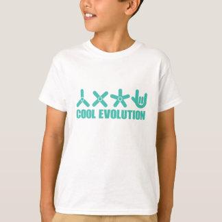 Camiseta Evolução legal