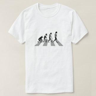Camiseta Evolução - paródia da estrada da abadia